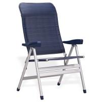 Chaise pliante Westfield XXL Supreme FB bleu