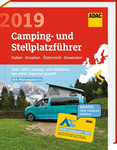 ADAC Camping- & Stellplatzführer Süd-Ost-Europa 20