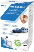 WM aquatec Hygiene-Trio kit complet d'hygiène de l'eau 60 litres