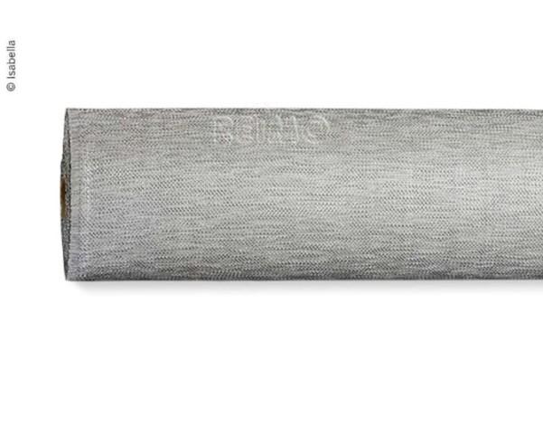 Zeltteppich Regular Trud 50m Rolle, B 3m, hell+dkl .grau