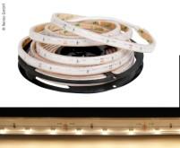 Bande LED 12V, vue latérale, IP67, 7.2W/m, 3000K, 60LED s/m