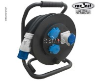 Tambour de câble CEE H07RN-F3G2, 5mm, 25m