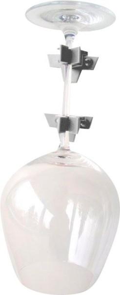Einzelhalter Rotweingläser für 2 Gläser
