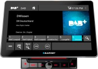 Blaupunkt Hamburg 990 DAB Europa Truck-Camper High-End Multimedia Navigationssystem im Tabletformat