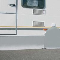 Tablier pour camping-car et caravane 600 cm | 75 cm