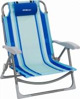 Chaise pliante Beachline avec coussin