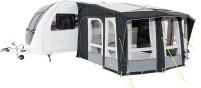 Dometic Ace Air Pro 400 S, auvent gonflable 325 x 400 cm pour caravanes et voyages
