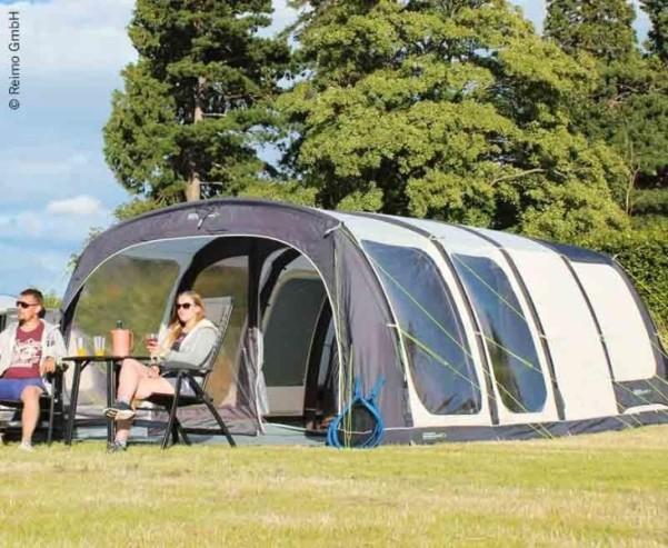 Tente familiale AIREDALE 6, 710x380x210cm, tubes d'air
