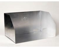 Windschutz f.2-Flammkocher Rumba+Calypso