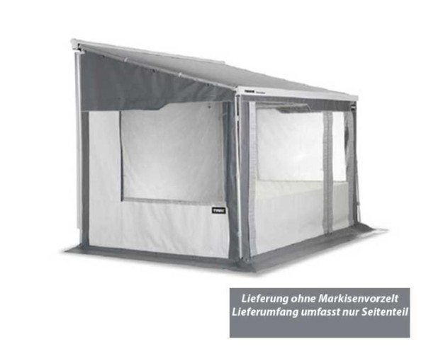"Safari Residence Seitenteil,""XL"",Auszug 2,5m f.490 0"
