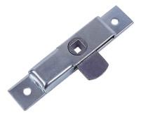 Vierkant-Zungenschloss 8 mm
