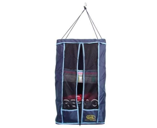 Utensilo WANDA Regal breit, mit Hakenbefestigung, Blau