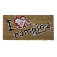 Berger Kokosmatte I Love Camping