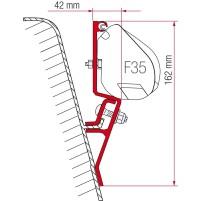 Fiamma Halterung Kit VW T3 F35 Wandmontage