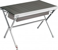 Table de camping en aluminium Brunner Titanium 2 NG2 104,5 x 60 cm