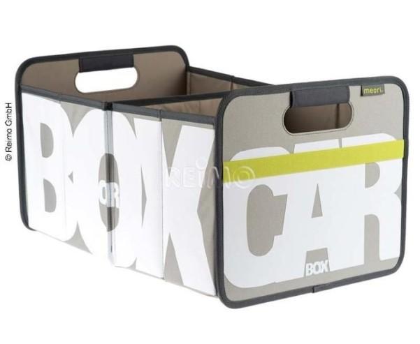 Faltbox CarBox, 30l, 32x27,5x50cm, grau