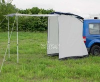 Tente arrière VERTIC pour base caddy W135xL100cm