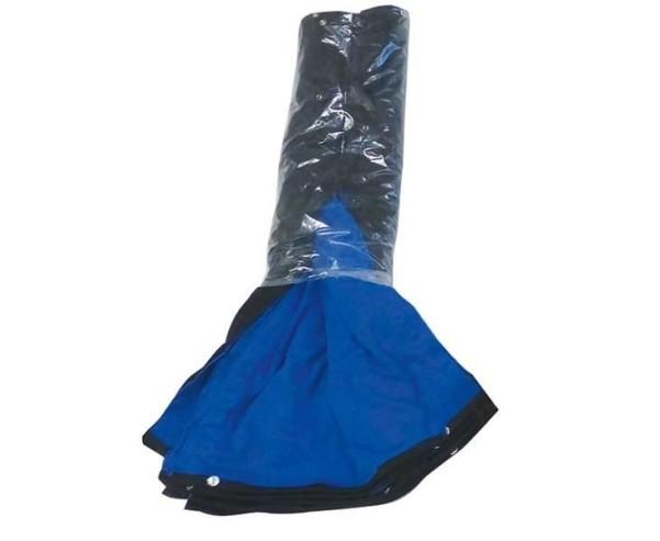 VWT5/6 LR Vorhang System blau/schwarz, blickdicht, ab 2003
