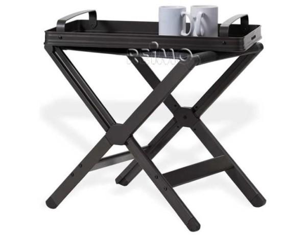 Klapphocker Dynamic mit Tischplatte, DuraLite, bis 100kg belastbar