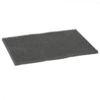 Dalle de gazon artificiel gris 40 x 60 cm
