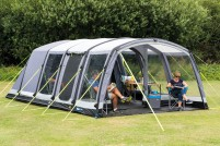 Kampa Hayling 6 AIR tente tunnel gonflable