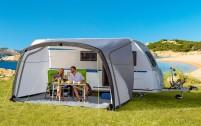 Berger Sombra-L 4m aufblasbares Sonnenvordach 400 cm