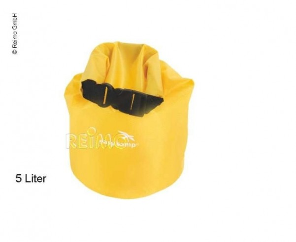 Dry Pack 2 Liter, gelb, ø11xH22cm