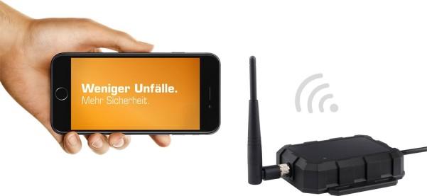 LUIS WiFi-Transmitter Professional