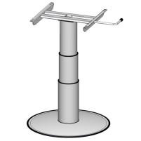 Ilse Single Column Lifting Table Frame Free Standing
