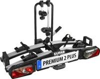 Eufab Premium 2 Plus Fahrradträger für Anhängerkupplung