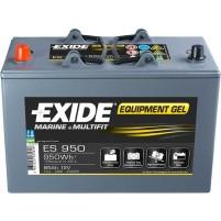 Exide Equipment Batterie au gel ES 1350 120 Ah
