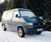 Tapis thermique Isoflex VW T4 espace de vie 4 pièces