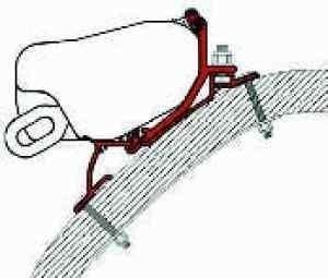 Adapter Kit Dethleffs/Globebus F45