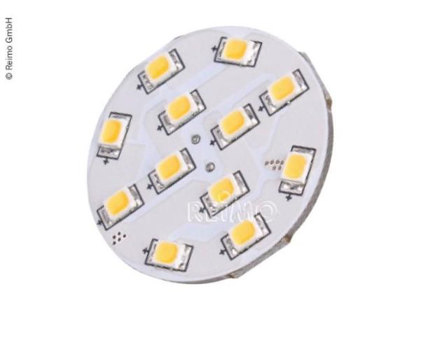 LED G4 Leuchtmittel, 2W, 170 Lumen, 12 warmweisse S MD