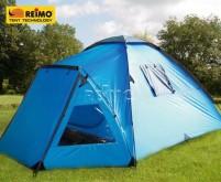 Campingzelt STONEHAM 4 f.4 Pers.   400x220x140cm