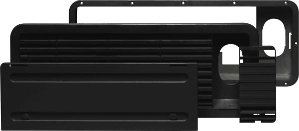 Dometic grille de ventilation supérieure pour réfrigérateurs LS 100 noir