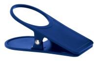 Gimex TrinkClip Getränkehalter blau