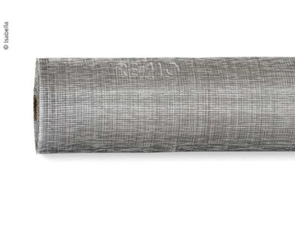 Zeltteppich Premium Sol 7x3m grau