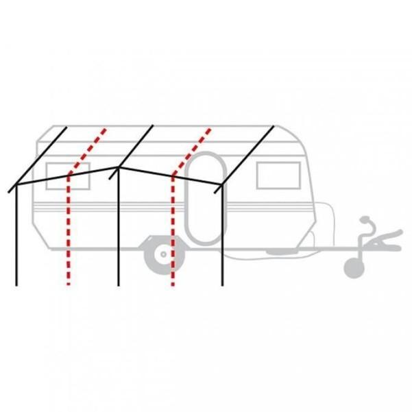 Berger Basisgerüst Stahl 28 mm | Stahl