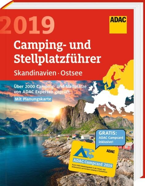 ADAC Camping- und Stellplatzführer Skandinavien &