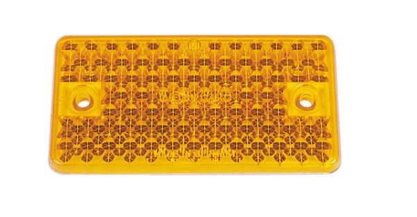 Reflektor rechteckig 94 x 44mm (lose)