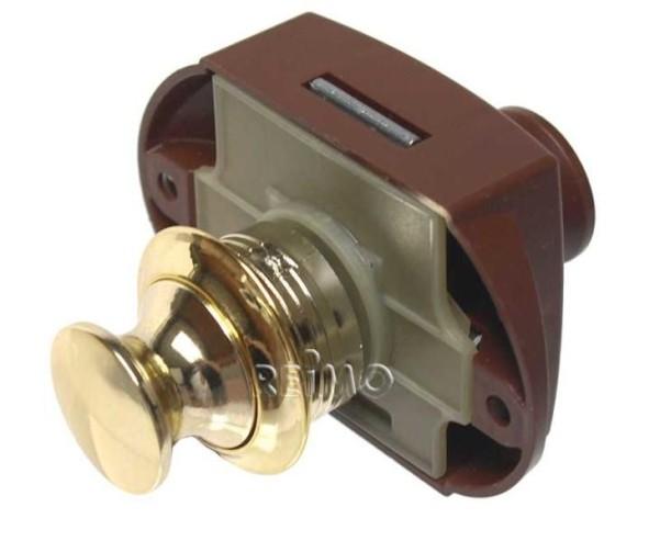 P-Lock für beidseitige Betätigung (Farbe: golden)