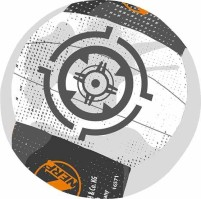Nerf Neoprene Mini Ball Taille 2