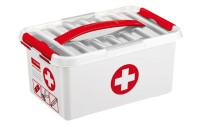 Boîte à pharmacie Q-line 6L