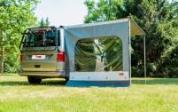 Fiamma Side W Pro panneau latéral pour auvent F40van