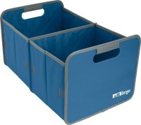 Berger Faltbox Blau blau, grau