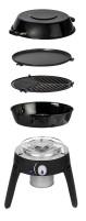 Cadac Gas Grill Safari Chef 2 HP Cartouche HP pour cartouches filetées