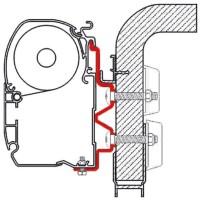 Adaptateur F1/F45i/F45iL Hymer Camp 4m