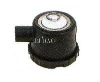 Siphon 33mm mit Edelstahlsieb für Abwassersystem