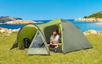 Tente dôme Berger Easy Rock 3